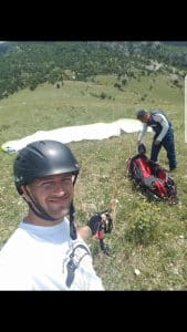 paragliding competitions in albania